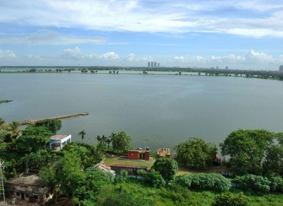 East Kolkata Wetlands- A miraculous ecology
