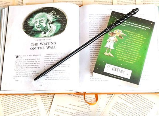 Wandmaker in the muggle world