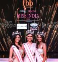 Winners of the Grand Finale of Miss India 2019