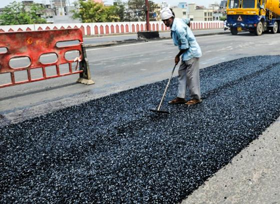 Roads to be repaired before monsoon