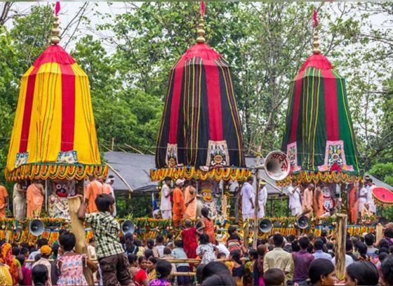 Mayapur Announces its Rath-Yatra Plans