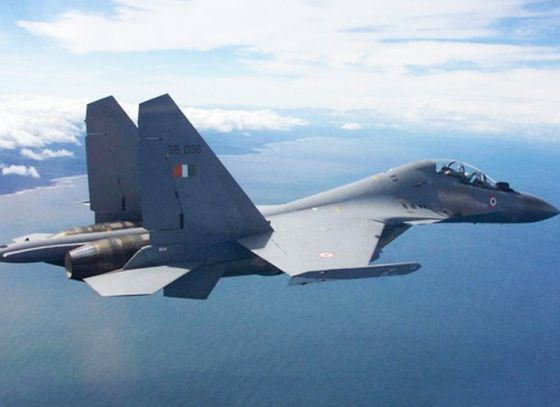 IAF contingent departs for exercise Garuda-VI