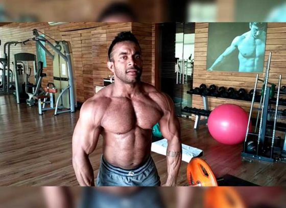 The boy from Nadia who won Mr Universe 2019 Title