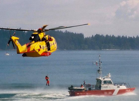 Twin ICG operations rescue 21