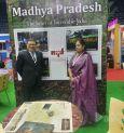 Madhya Pradesh tourism at TTF