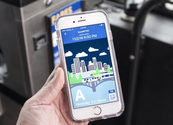 Metro rail ticketing app on the cards?