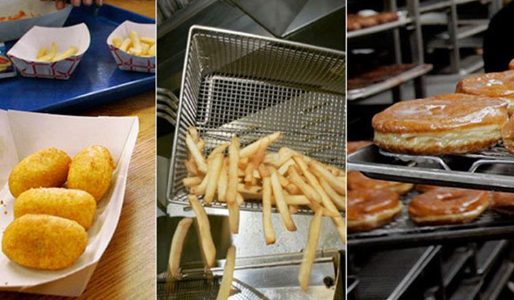 """Food outlets to sport """"trans-fat-free"""" logo"""