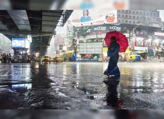 Moderate rainfall in Kolkata for two more days