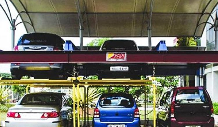 Kolkata's first puzzle car parking all set for inauguration