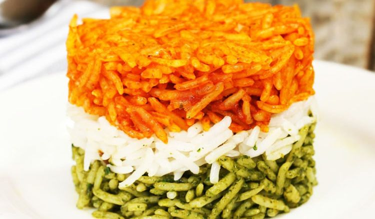 73rd Independence Day: Let's celebrate the tricolour with Food!