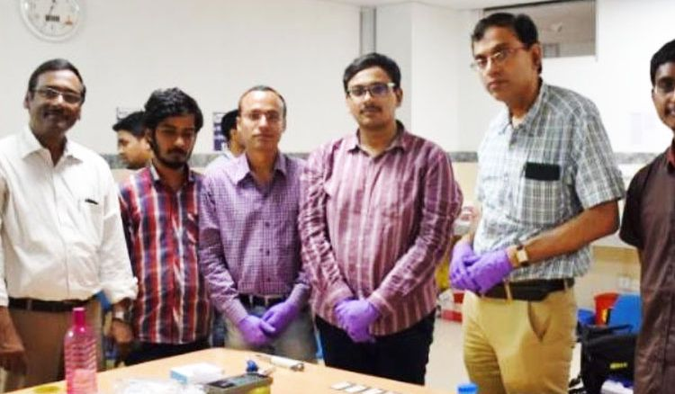 Cost-effective diagnostic device developed by IIT KGP