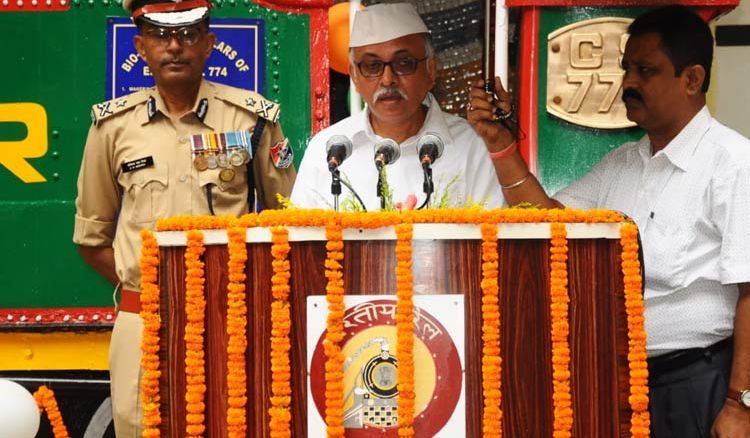 Eastern Railway's 73rd Independence Day Celebration