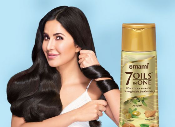 Emami makes Katrina Kaif their new brand ambassador