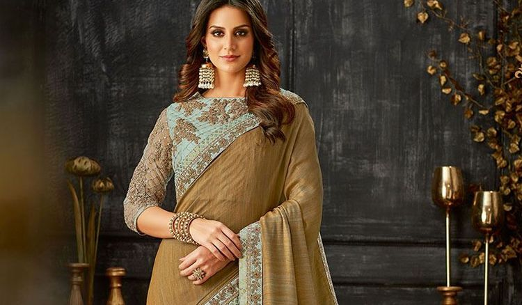 Saree: The Timeless Piece of Garment!