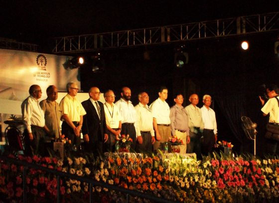 IIT KGP convocation curtain raiser