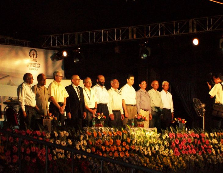 IIT KGP convocation curtain raiser