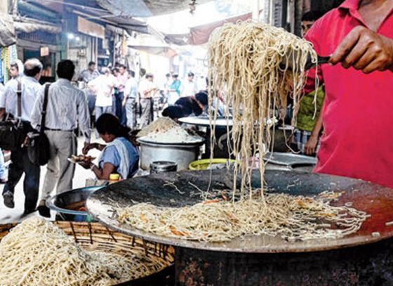 KMC to grade food stalls
