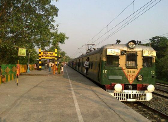 New Train Line for Ballygunge-Budge Budge Route