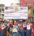 Largest rally across India for a Noble cause