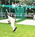 Sister Nivedita University opens cricket academy