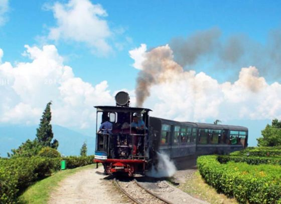 Toy-train stations refurbished in Darjeeling