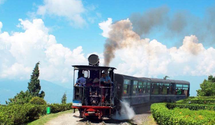 Toy-train stations refurbished in Darjeeling