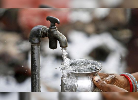 No charges for cleaning water supply lines