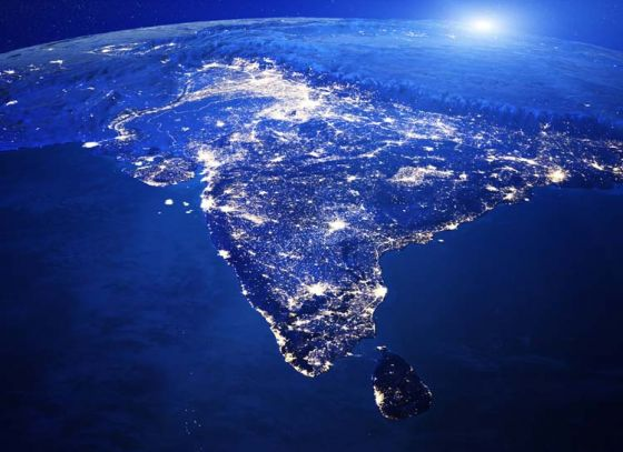 India to Develop 3D Map Within 2-years