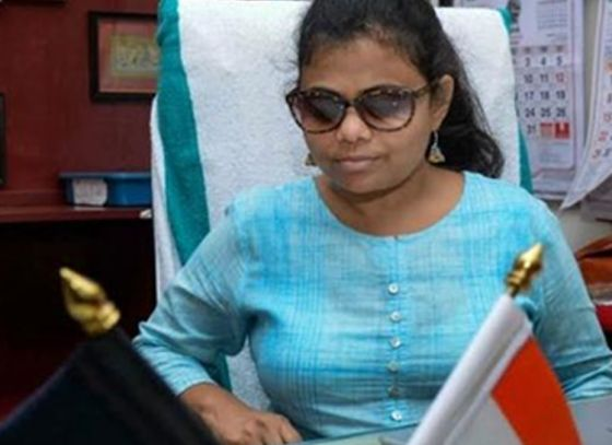 India's First Visually-Impaired IAS Officer