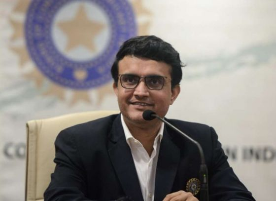 Dada takes over as BCCI chief