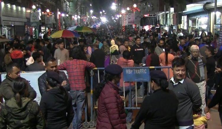 Kalimpong hosts street festival