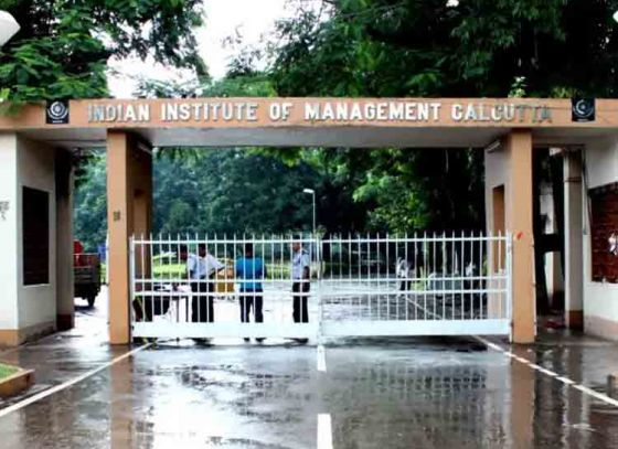 IIM Calcutta gets its rank in Financial Times