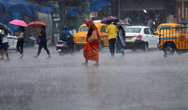 South Bengal to receive rainfall