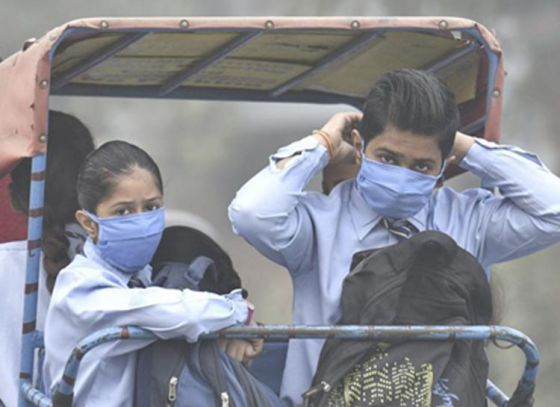 Delhi NCR school to be remained closed amid rise in air pollution