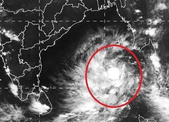 Cyclone Bulbul to head towards Bengal
