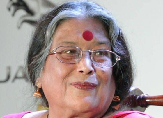 Literary genius Nabaneeta Dev Sen passes away