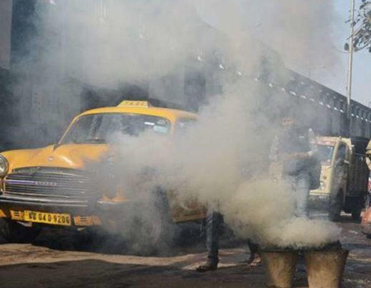 Cyclone Bulbul makes air quality better