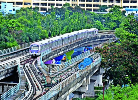 E-W Metro to conduct failure drills