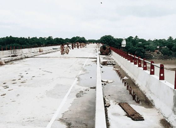 Bhutni Bridge inaugurated