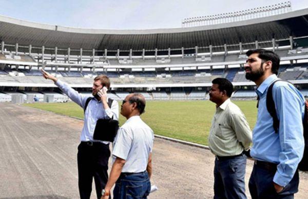 FIFA team inspects Salt Lake Stadium