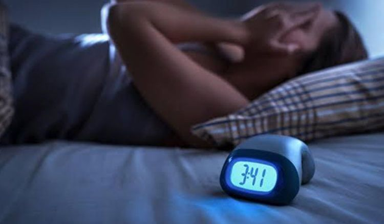 Cure Insomnia without medicine