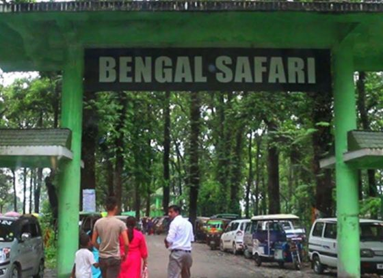 Second phase of Bengal Safari Park