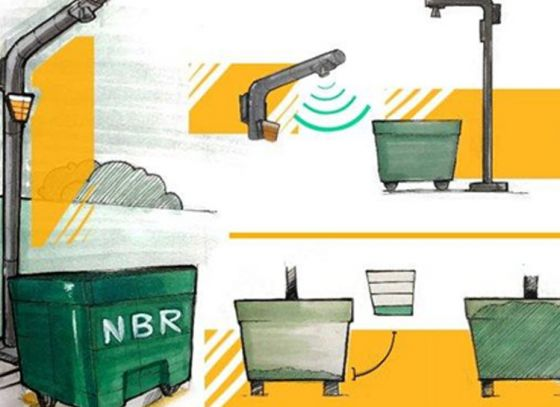 IIT student provides smart garbage solution