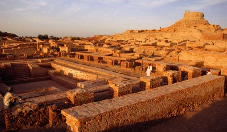Researchers discover probable cause of end of Harappan City