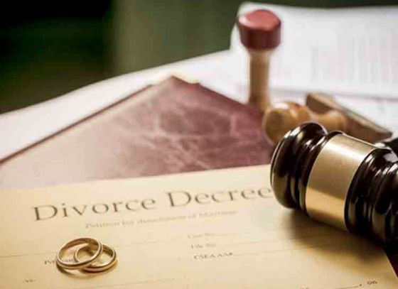 Why people go for divorce in January?