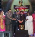 Star-studded awards night