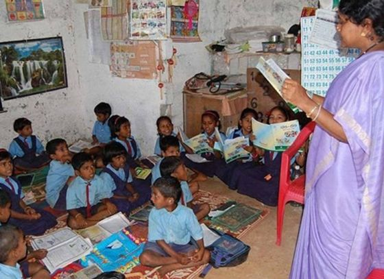 Villagers of Pokhri prioritise education over religion