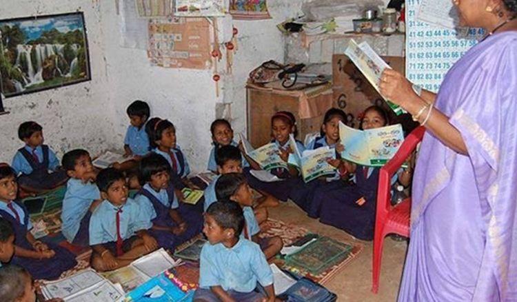 Villagers of Pokhri prioritise education over religion