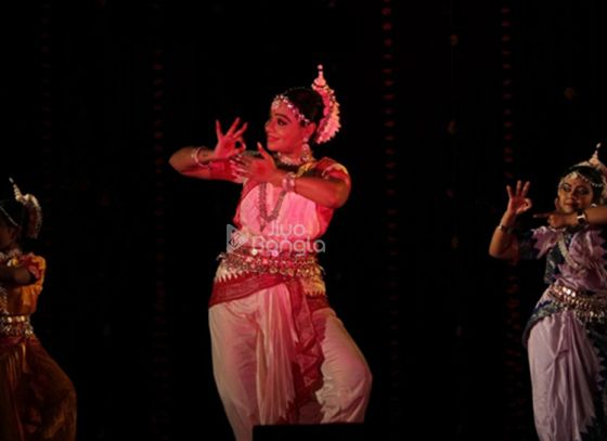 Meet the trained Odissi Dancer- Apsara Guha Thakurta