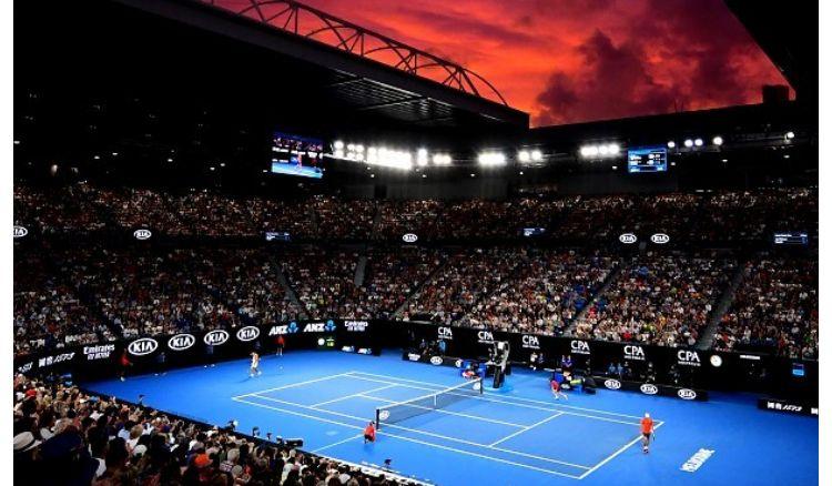 Australian open threatened by smog